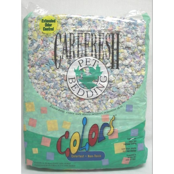 Carefresh Confetti Pet Bedding / Size 50 Liters