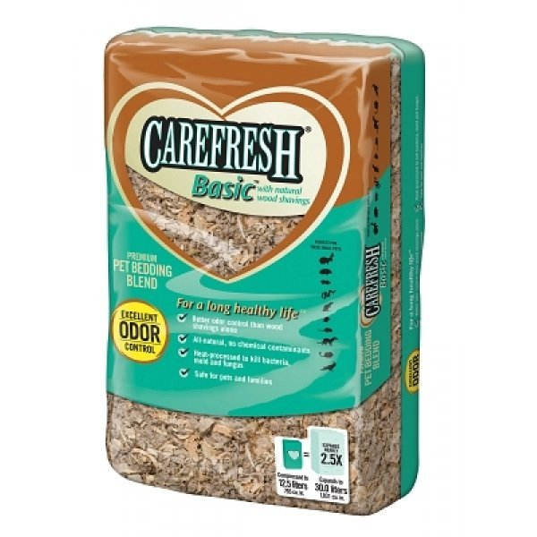 Carefresh Basic Pet Bedding / Size 30 Liter