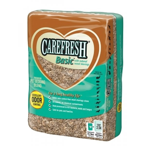 Carefresh Basic Pet Bedding / Size 60 Liter