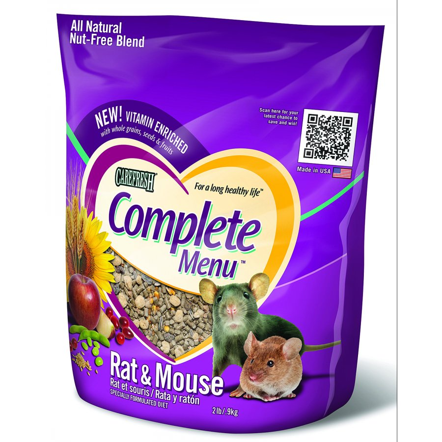 Carefresh Complete Menu Mouse and Rat Food - 2 lb. Best Price