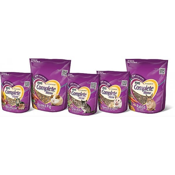 Carefresh Complete Menu Chinchilla Food - 2 lb. Best Price