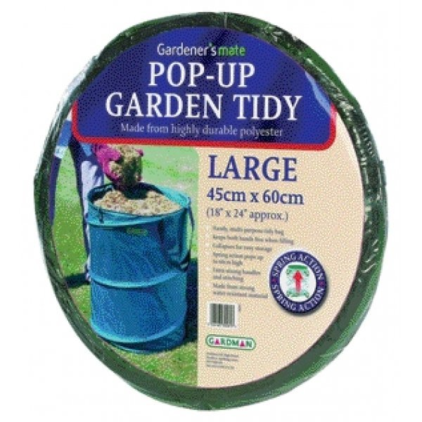 Pop Up Garden Tidy / Size (25 Gallon) Best Price
