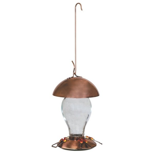 Copper Top Hummingbird Feeder Best Price