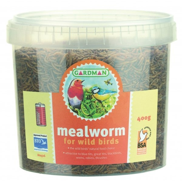 Mealworm Tub for Wild Birds - 42 oz. Best Price
