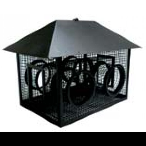 Mesh House Peanut/Sunflower Feeder / Ports (6) Best Price