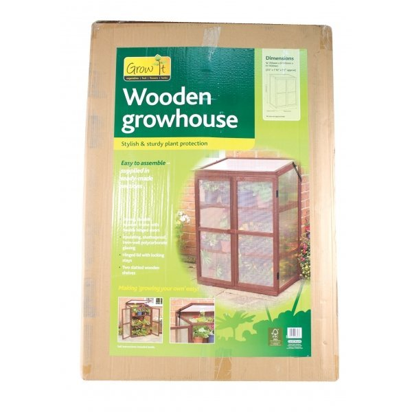 Wooden Greenhouse Best Price