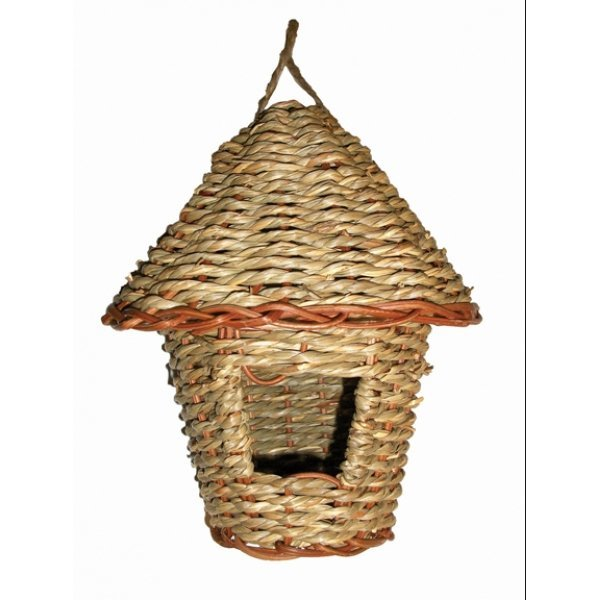 Woven Rope With Roof Roosting Pocket Best Price