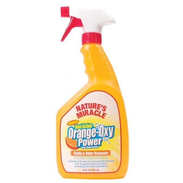 Natures Miracle Orange Oxy Spray - 32 oz. Best Price
