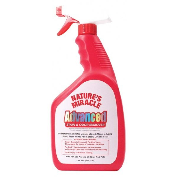 NaturesMiracle Adv. Stain and Odor Remover Spray 32 oz. Best Price