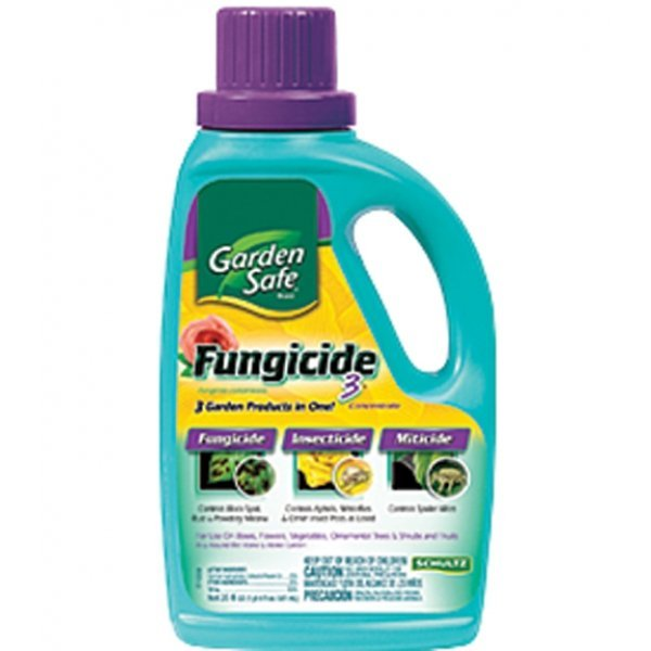 Garden Safe Brand Fungicide3 / Size (20 oz. Concentrate) Best Price