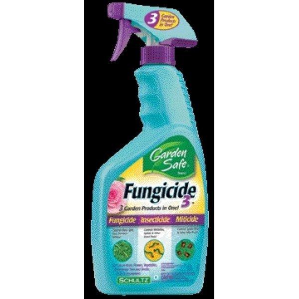 Garden Safe Brand Fungicide3 / Size (24 oz. RTU) Best Price