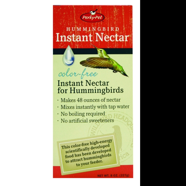 CLEAR Instant Hummingbird Nectar- 8 oz. Box Best Price
