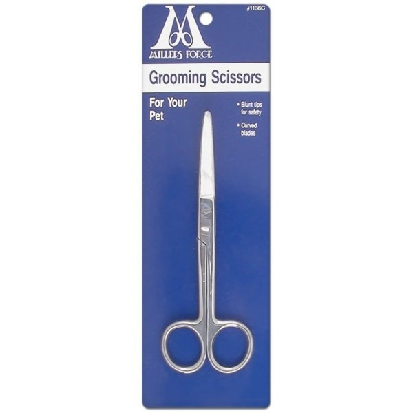 Pet Grooming Scissors / Style Curved Grooming