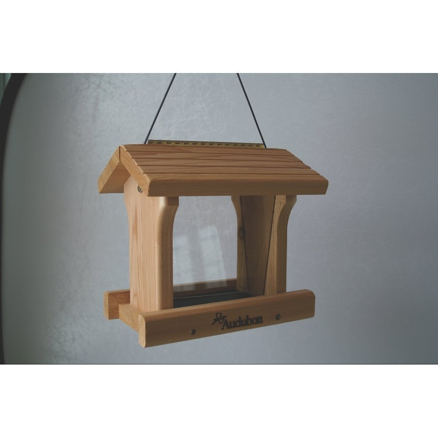 Ranch Style Cedar Bird Feeder Best Price