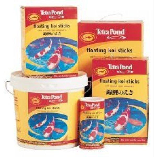 Koi vibrance food for koi pond fish size 16 5 lbs non for Bulk koi for sale
