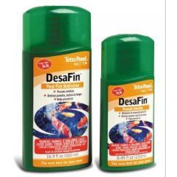 Desafin For Pond Fish / Size 16.9 Oz.