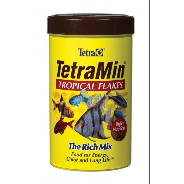 Tetramin Large Flake Food 2.82 Oz