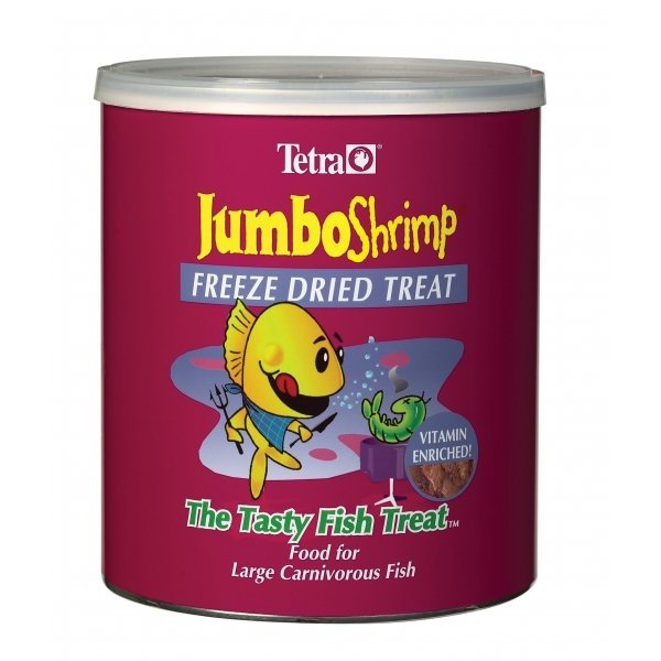 Jumbokrill Freeze Dried Jumbo Shrimp 1.4 Oz