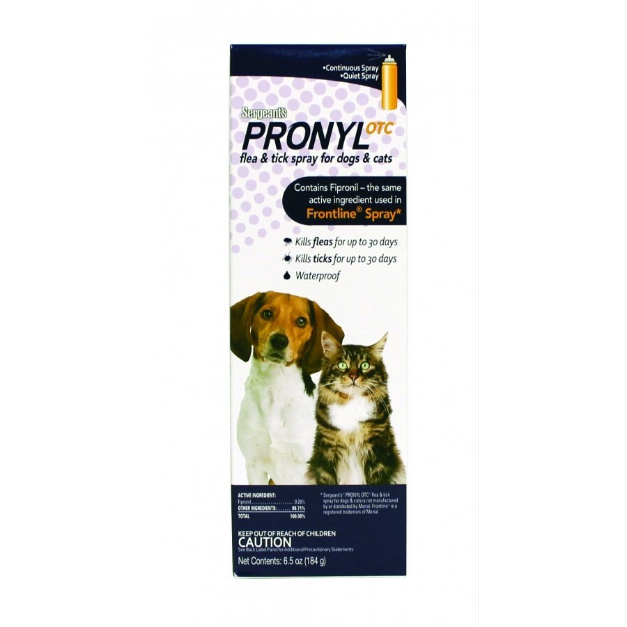 Pronyl Dog and Cat Flea and Tick Spray - 6.5 oz. Best Price