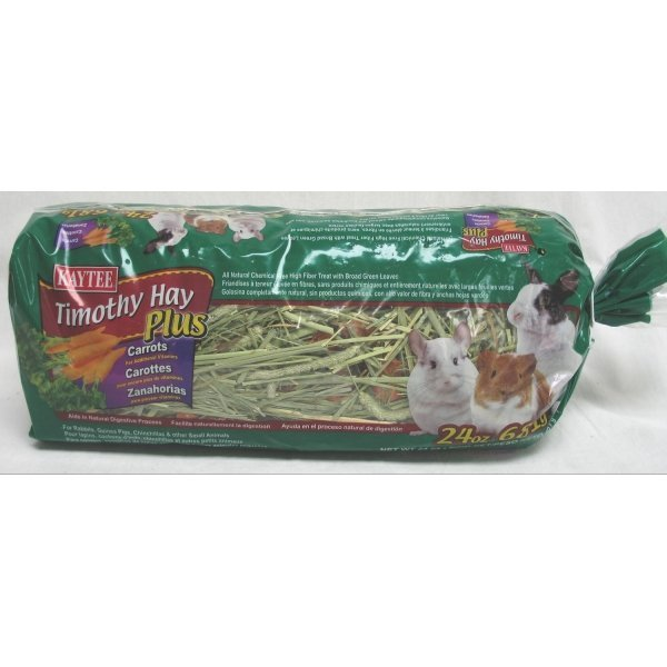Timothy Hay Plus 24 Oz. / Boost Carrot