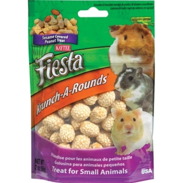 Fiesta Krunch a Rounds Small Pet - 2 oz. Best Price