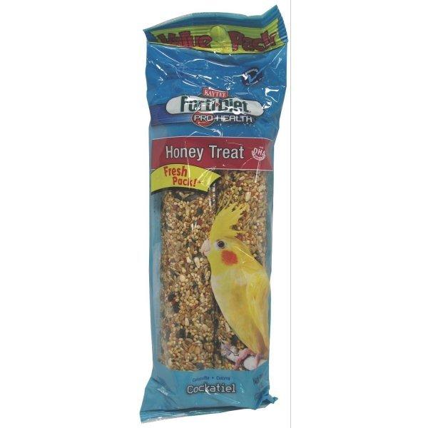 Forti Diet Pro Health Honey Bird Treat / Type Cockatiel/8 Oz.