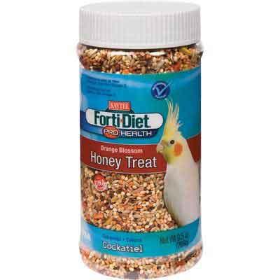 Forti Diet Pro Health Bird Treat / Type Parakeet/10 Oz.