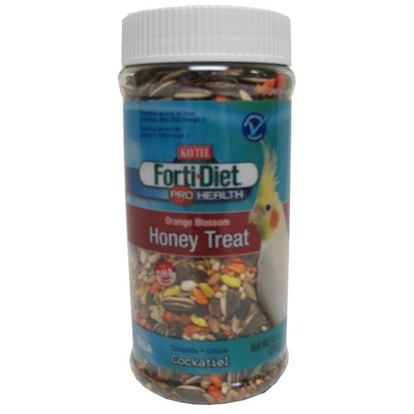 Forti Diet Pro Health Bird Treat / Type Cockatiel/9.5 Oz.