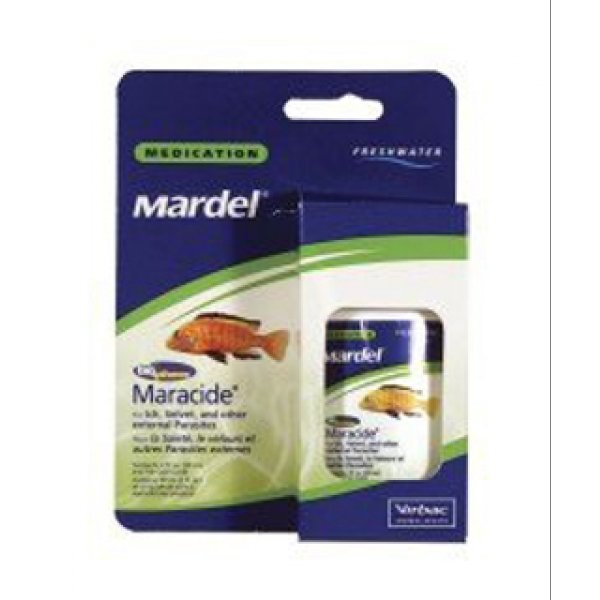 Maracide With Biospheres Freshwater 2 Oz.