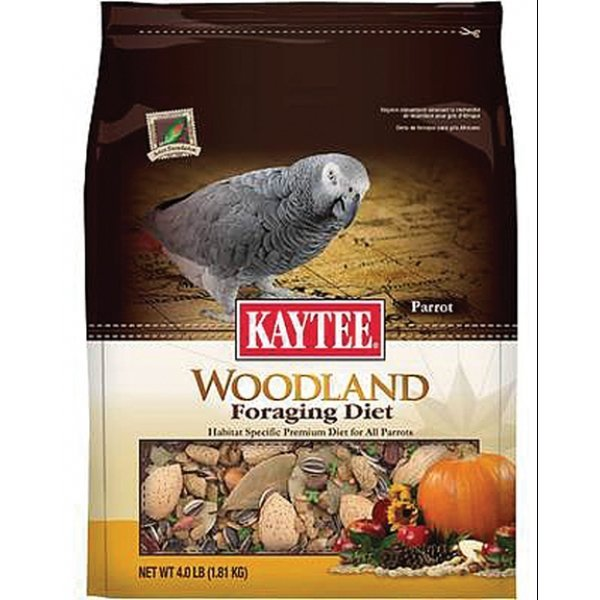 Woodland Foraging Diet - Parrot - 4 lb. Best Price