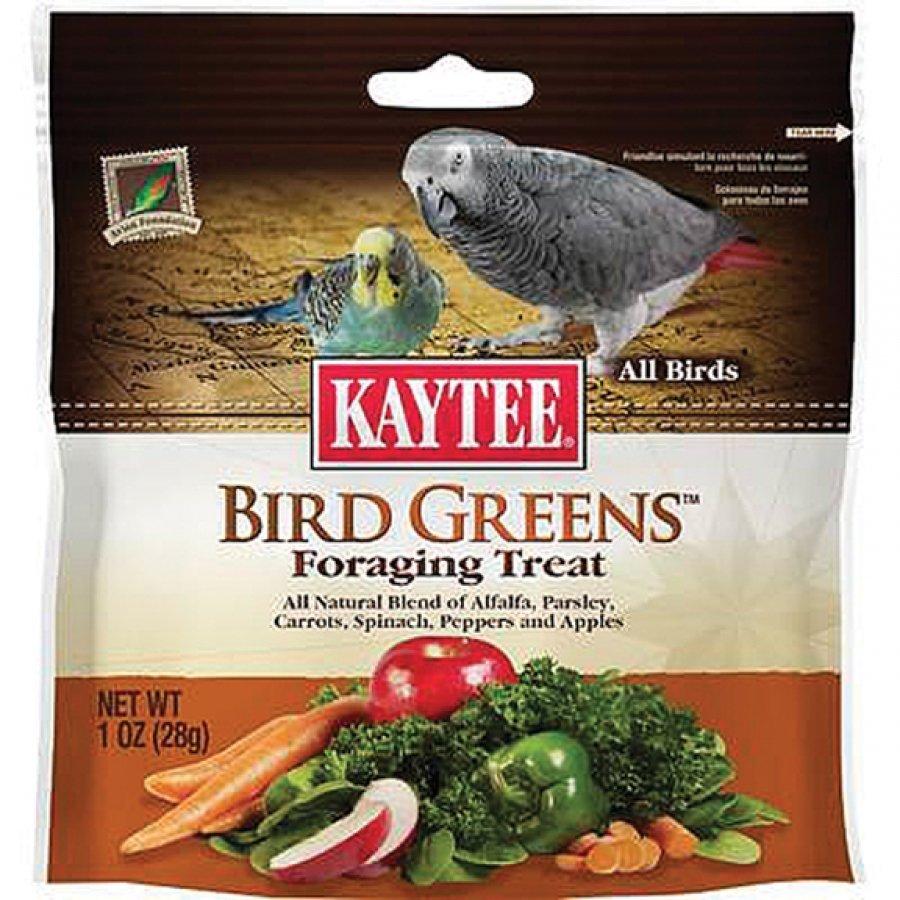 Bird Greens Foraging Treat All Birds