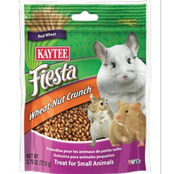 Fiesta Wheat-nut Crunch Treat - Small Animals - 2.75 oz. Best Price