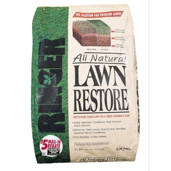 Ringer Lawn Restore 25lb Bag Best Price