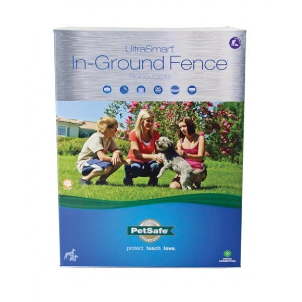 Ultrasmart In Ground Pet Fencing