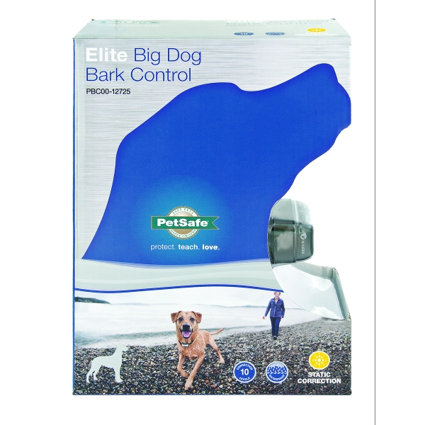 Deluxe Big Dog Spray Bark Control