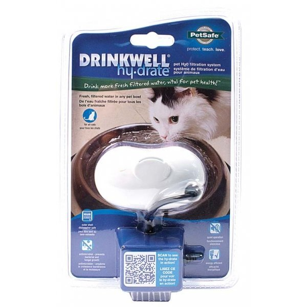 Drinkwell Hy-drate H2O Filtration System - Cat Best Price