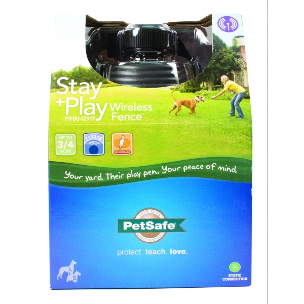 Stay And Play Wireless Fence For Dogs