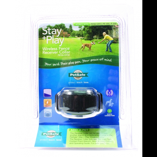 Stay and Play Wireless Collar Best Price