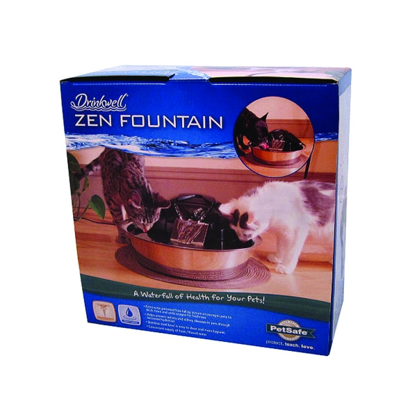 Drinkwell Zen Pet Fountain 128 Oz.