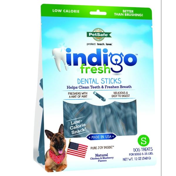 Indigo Fresh Sticks For Dogs / Size Small