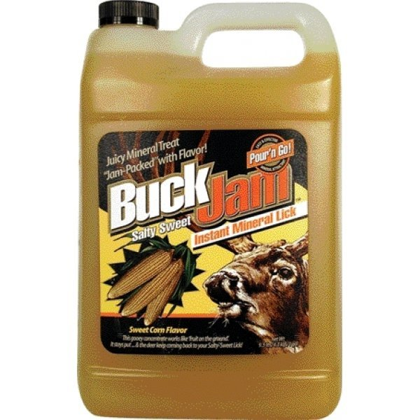 Buck Jam Instant Mineral Lick - Gallon / Flavor (Sweet Corn) Best Price