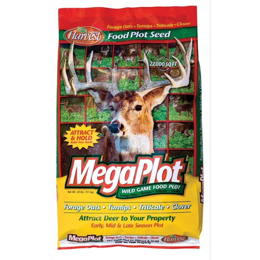 MegaPlot Wild Game Forage 20 lbs. Best Price