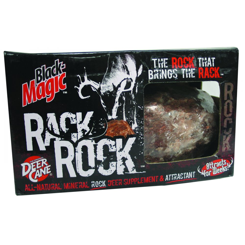 Deer Cane Black Magic Rock - 6 lbs Best Price