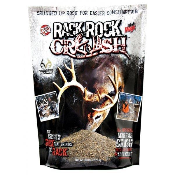 Rack Rock Crush Deer Attractant - 6 lb. Best Price
