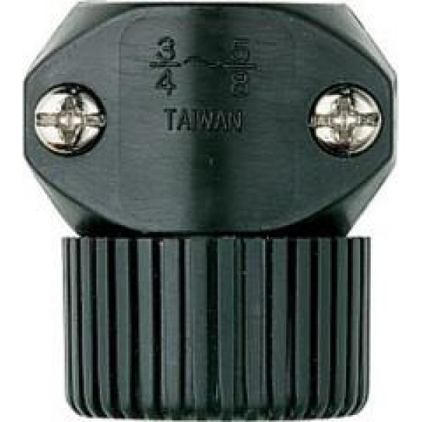 Male and Female Couplings for Hose Repair / Size (3/8 in. or 1/2 in.) Best Price