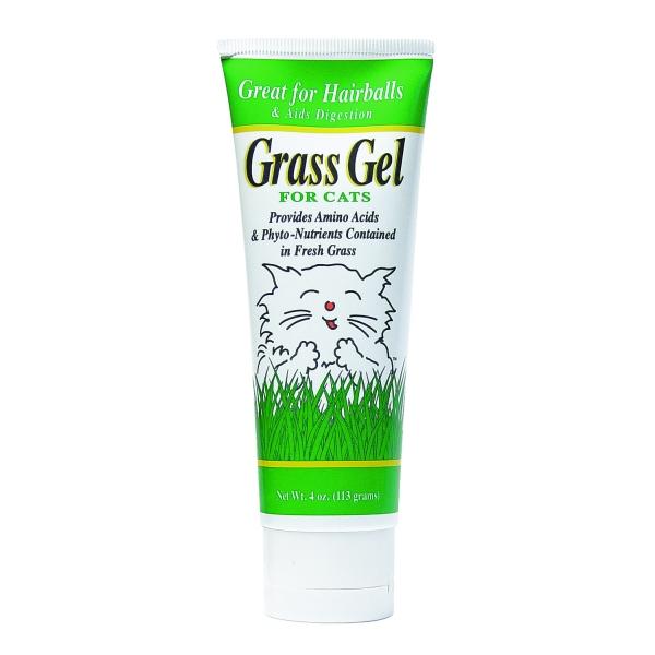 Grass Gel For Cats 4 Oz.