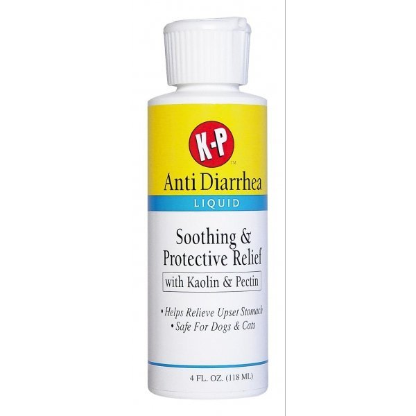 K P Pet Anti Diarrhea Liquid 4 Oz.