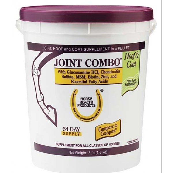 Joint Combo Hoof and Coat for Horses / Size (8 lbs.) Best Price