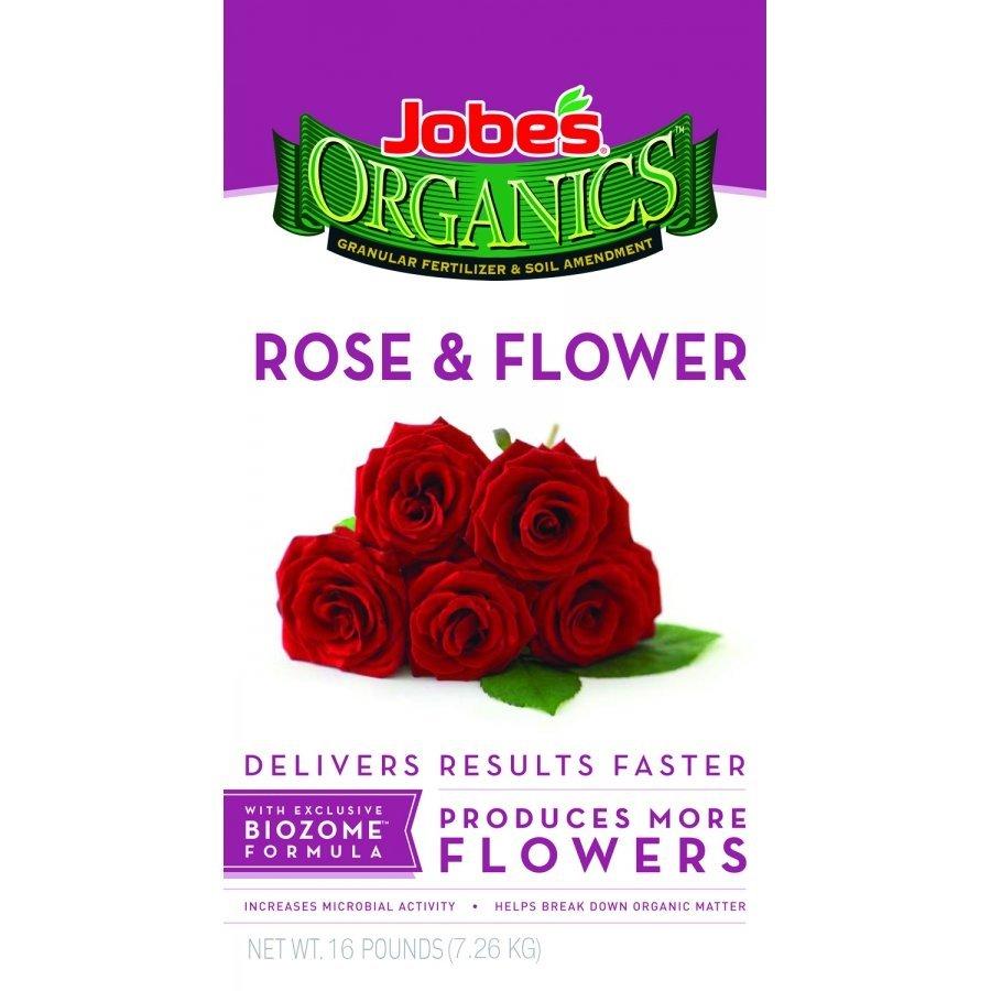 Organic Granular Rose and Flower - 16 lbs Best Price