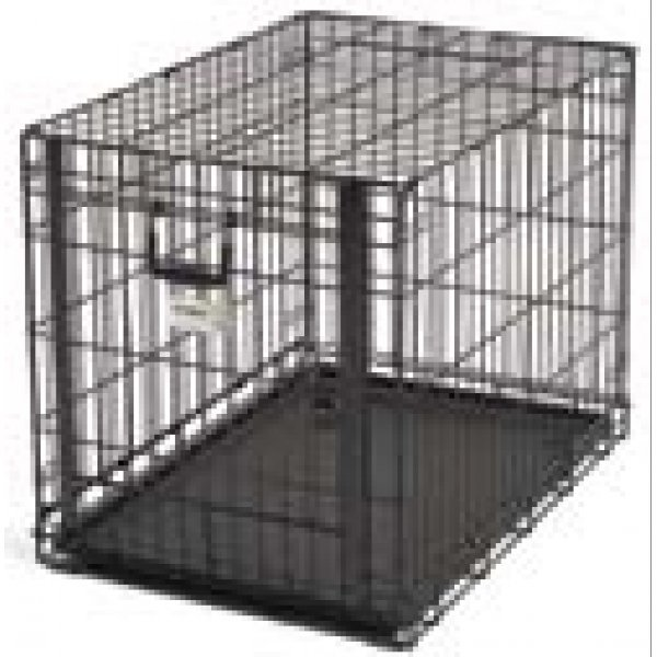 Ovation Dog Crate / Size 31.25 X 19.5 X 21.25 In